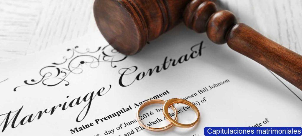 Todo lo que tienes que saber sobre las capitulaciones matrimoniales